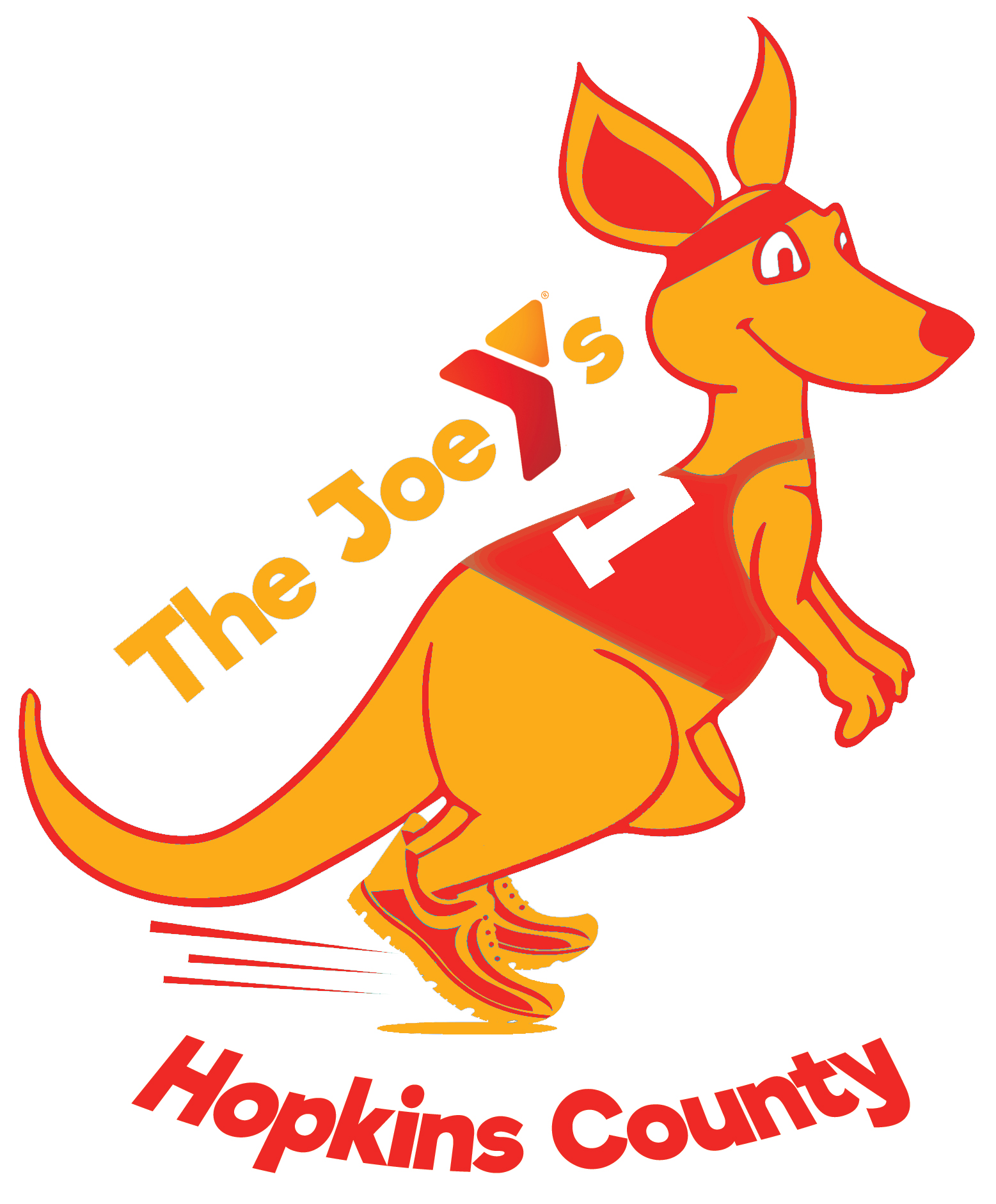 The Joeys Logo 8-17