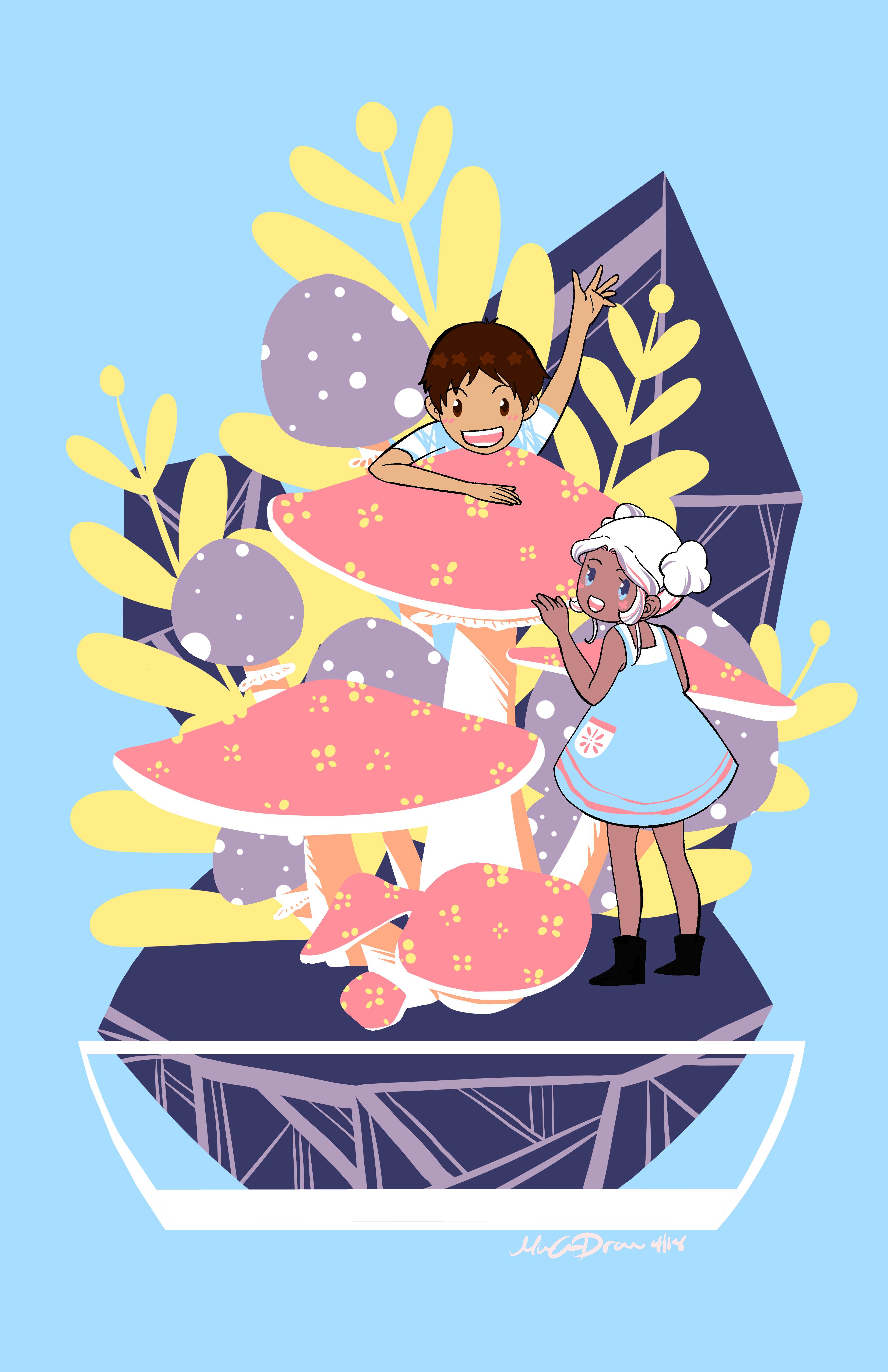 Mushroom Series #6