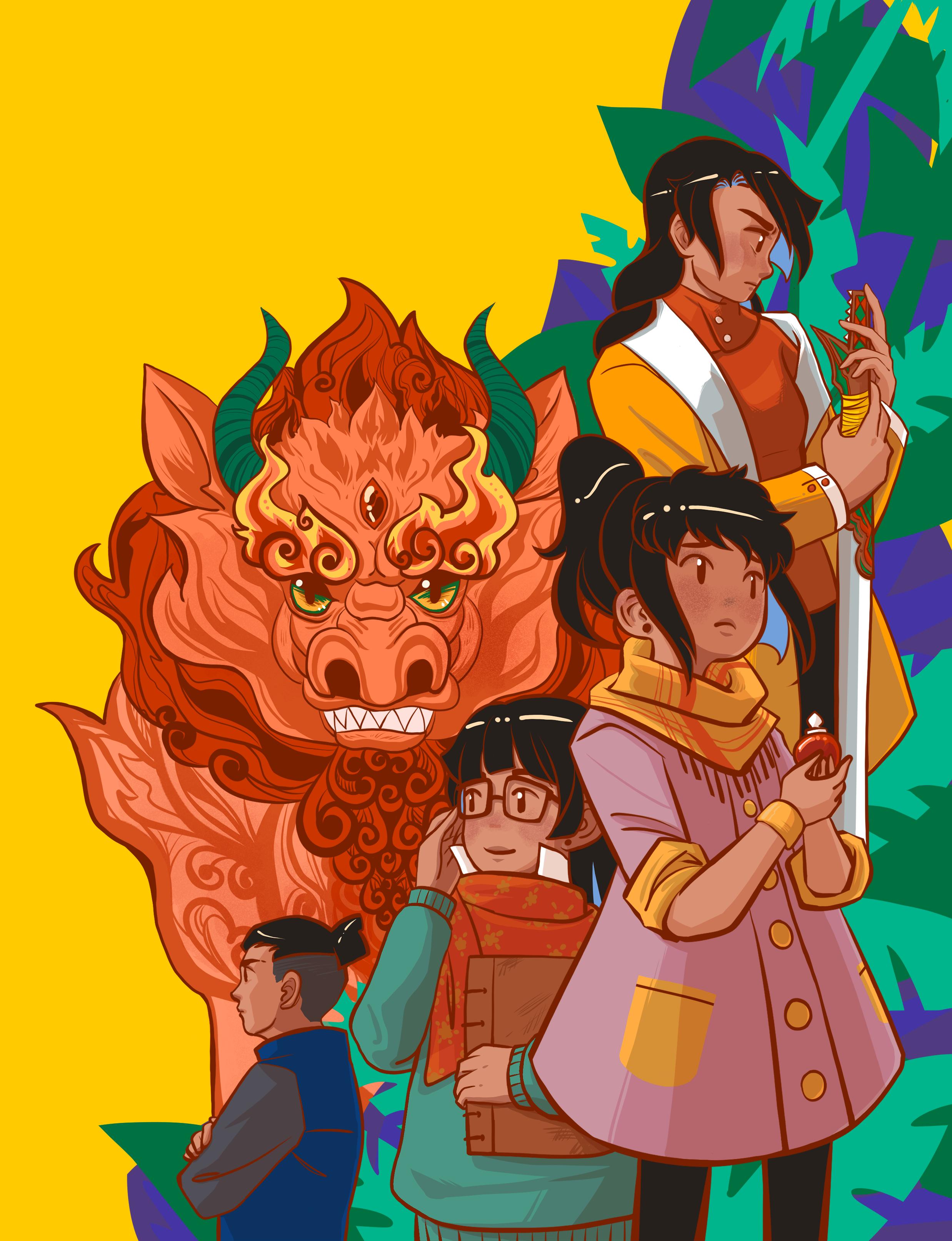 Filipino Narnia Story