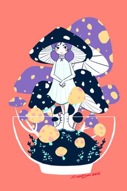 Mushroom Series #1