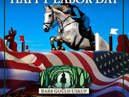 Have a Wonderful Labor Day Holiday with your family and friends, from Barb!