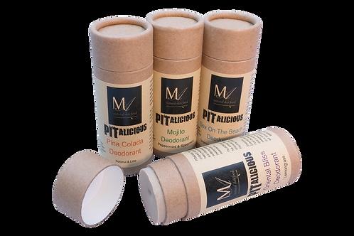 Pitalicious Organic Deodorant Balm