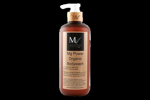 Mg Power Organic Bodywash