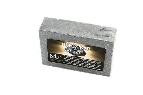 Charcoal - Detox Bar Raw Soap