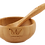 Thumbnail: Bamboo Bowl and Spoon Set