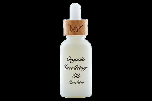 Organic Ylang Ylang Decolletage Oil