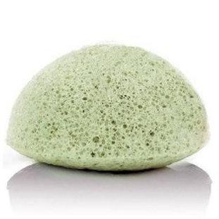 Konjac Sponge - Infused Green Tea