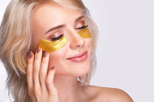 24K Gold Eye Mask (5 pk)