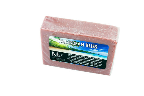 Caribbean Bliss Raw Soap - Antiseptic Bar