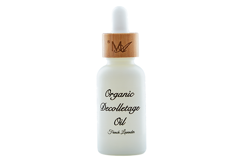 Organic Lavender Decolletage Oil