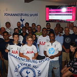 Spurs vs Man United (0-1)