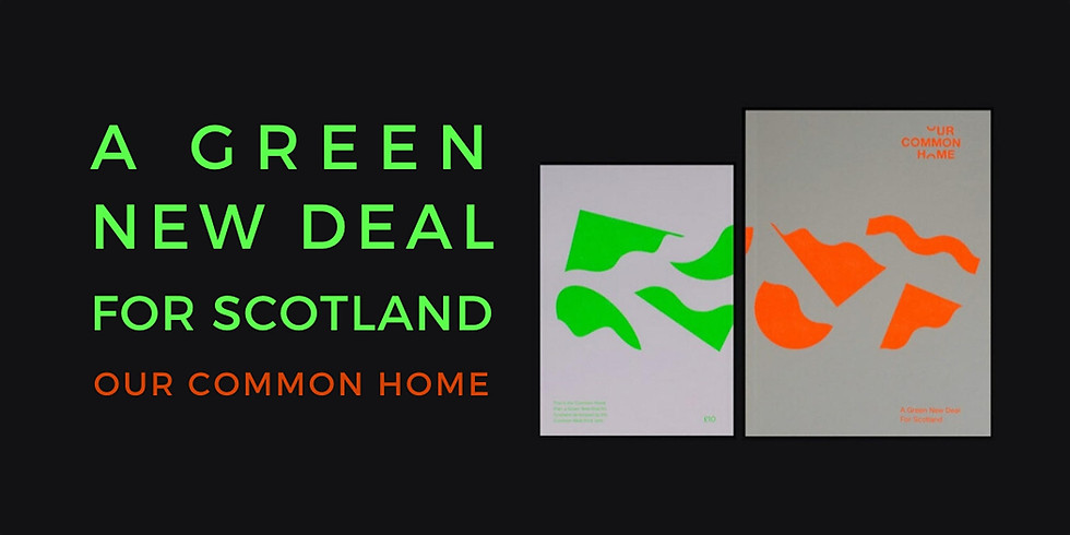EPUxCommon Weal: Resources and Trade in a Scottish Green New Deal
