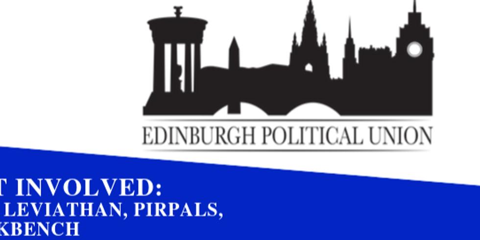Get Involved: EPU, Leviathan, Backbench, PIRPals