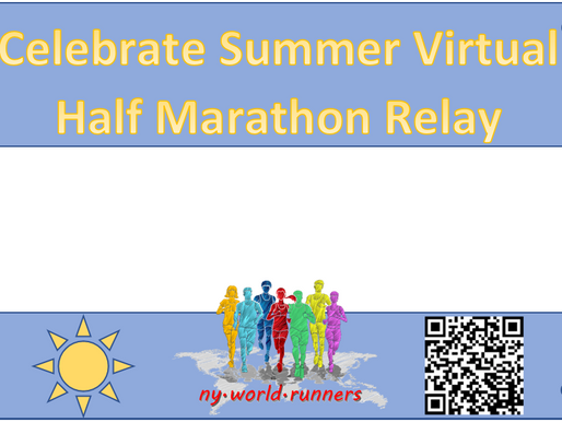 Our First Virtual Race