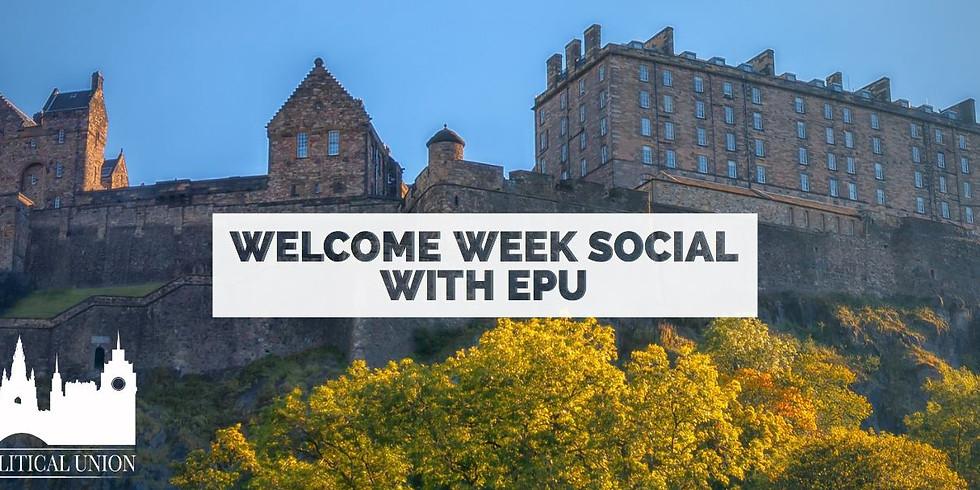 EPU Welcome Social