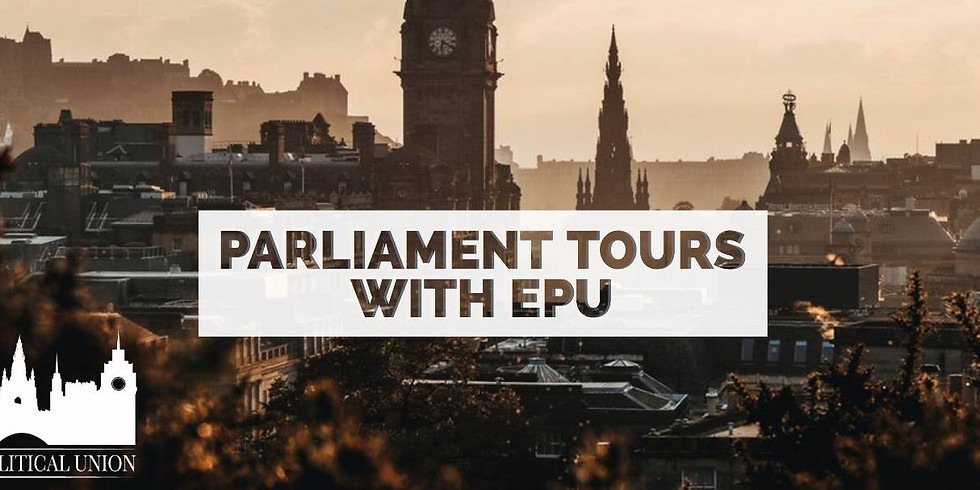 Scottish Parliament Tour