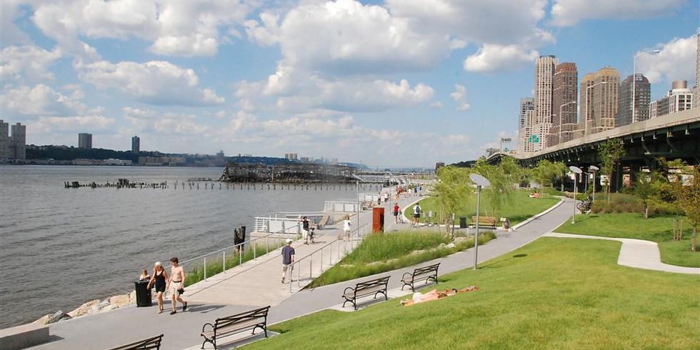 MANHATTAN RUN: Riverside Park