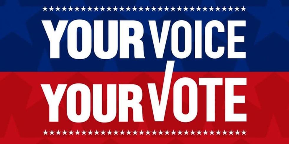 Voter Registration: US Midterms