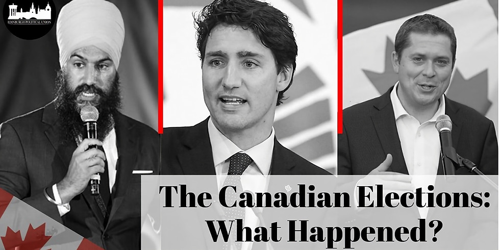 The Canadian Elections: What Happened?