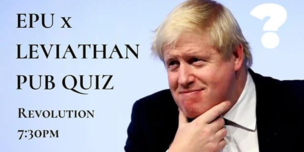 EPU x Leviathan Pub Quiz