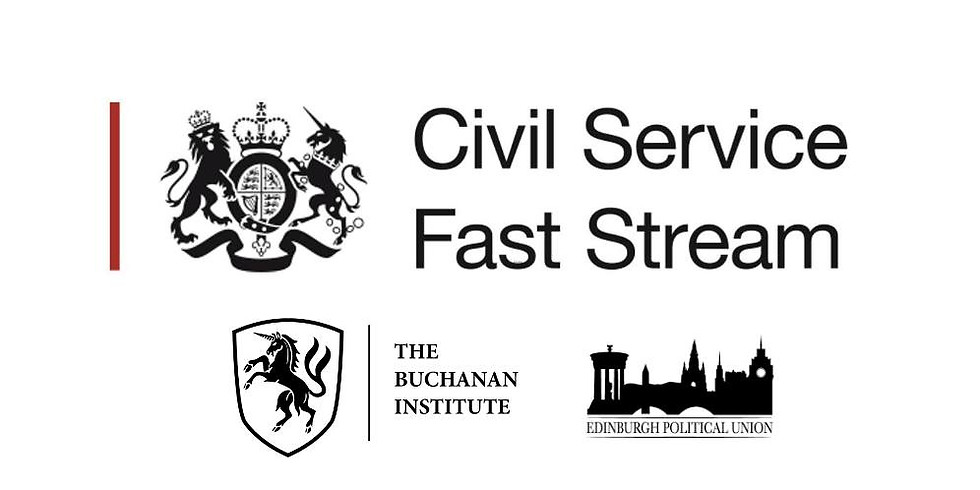 Civil Service Fast Stream Panel Discussion