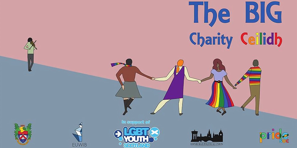 13 The Big Charity Ceilidh for LGBT Youth Scotland