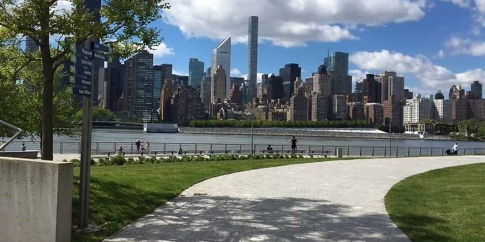 QUEENS RUN: From Roosevelt Island Bridge to LIC