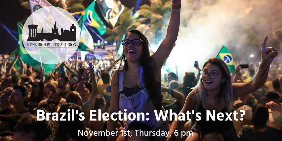 Brazil's Election: What's next?