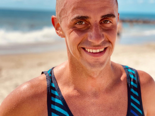 The runner of the month - Part 1 - A chat with Dario