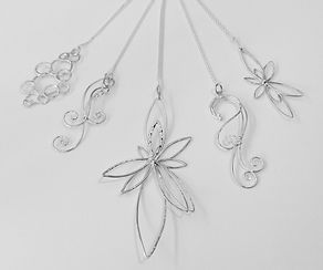 Silver Jewellery necklaces