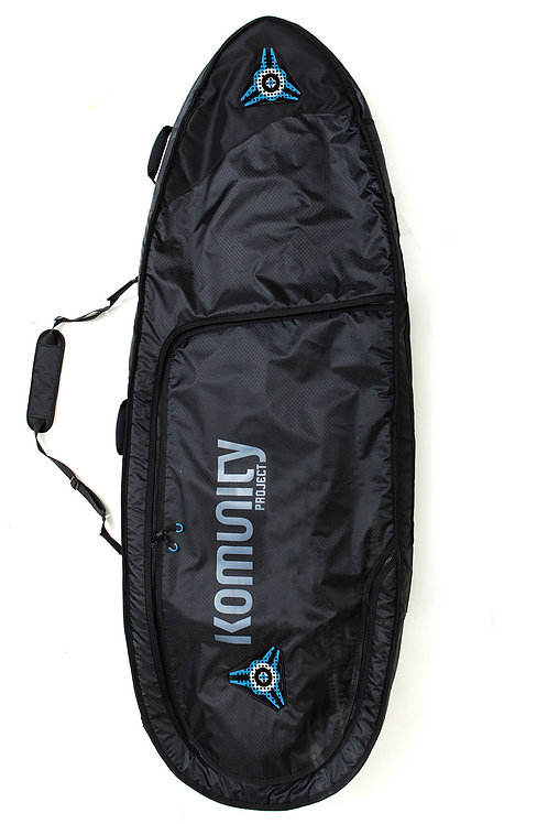 ARMOUR ALL ROUNDER TRIPLE/QUAD LIGHTWEIGHT BOARD BAG