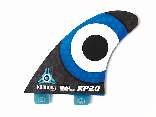KOMUNITY PROJECT KP2 QUAD FIN SET