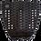 Thumbnail: Black Market Diamond Cut Tail Pad