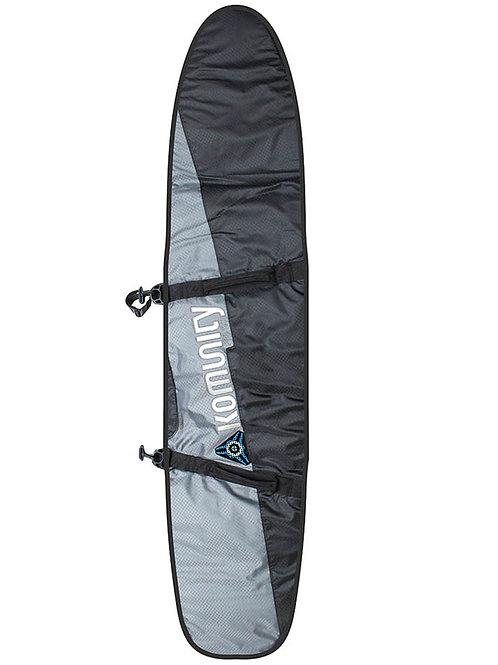 ARMOUR LONGBOARD SINGLE LIGHTWEIGHT TRAVELER BOARD BAG