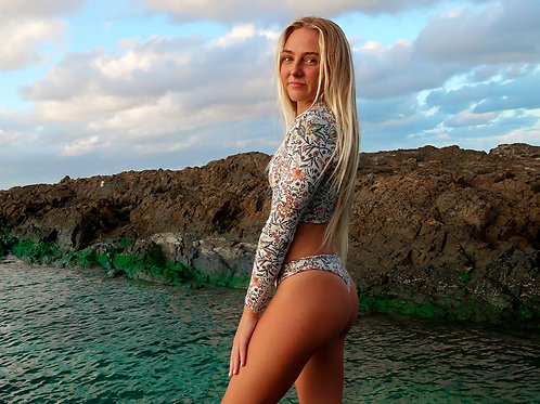 Island Paradise bikini bottom