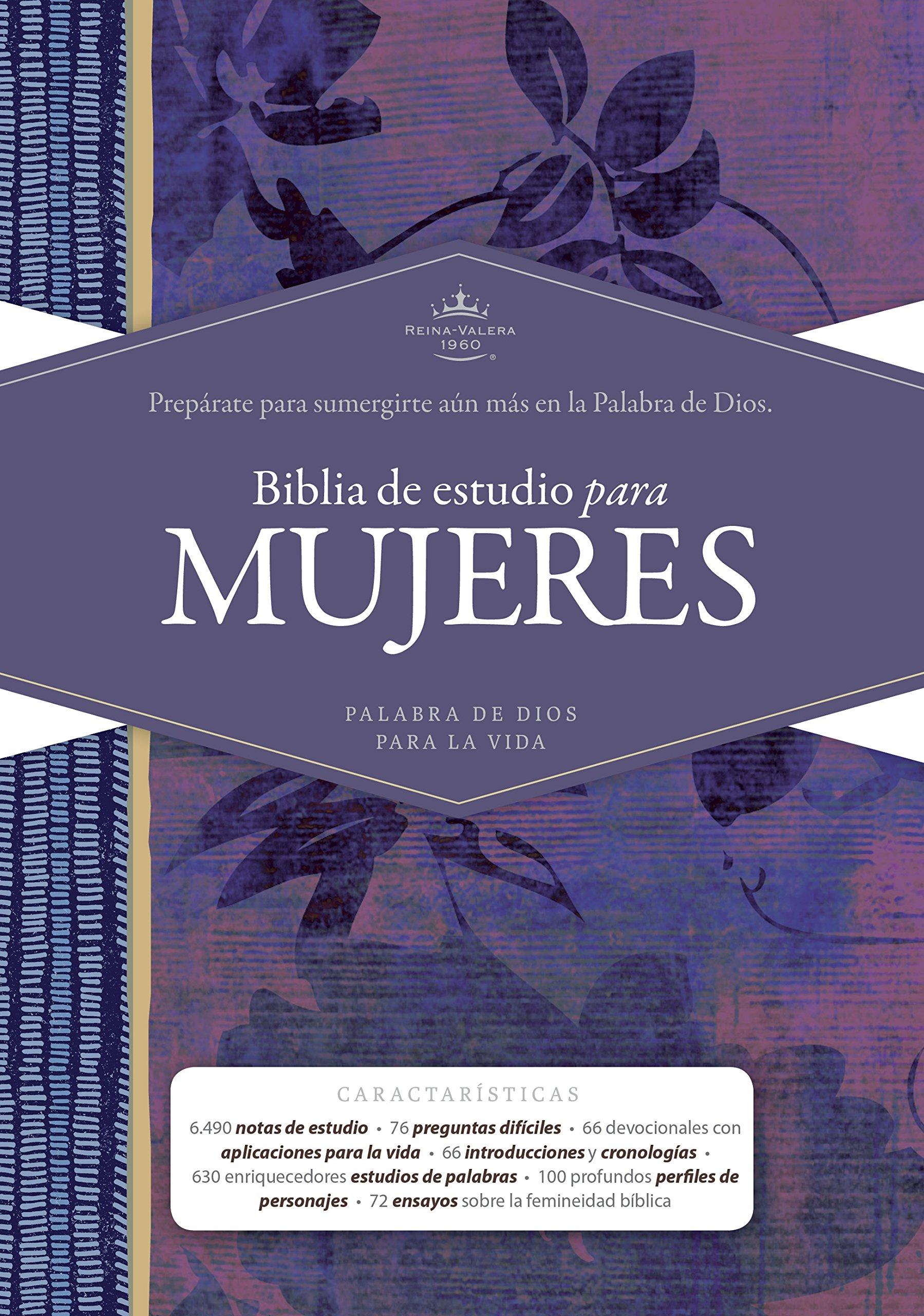 Biblia de estudio para mujeres