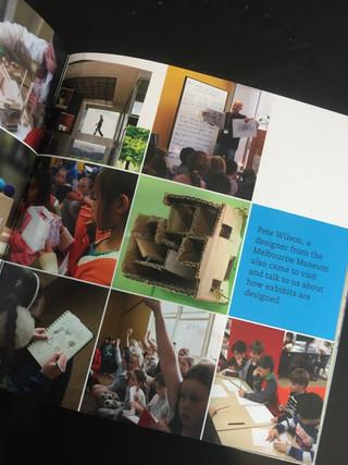 Design workshop with the PHPS kids