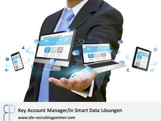 Key Account Manager/in Smart Data Lösungen w/m