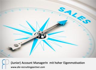 (Junior) Account ManagerIn mit hoher Eigenmotivation