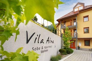 Vila Aina, Laško