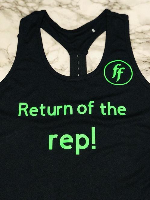 FF Vest - Return of the rep!
