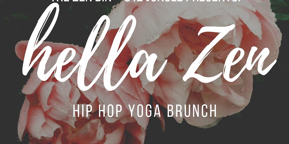 hellaZEN (HipHop Yoga Brunch)