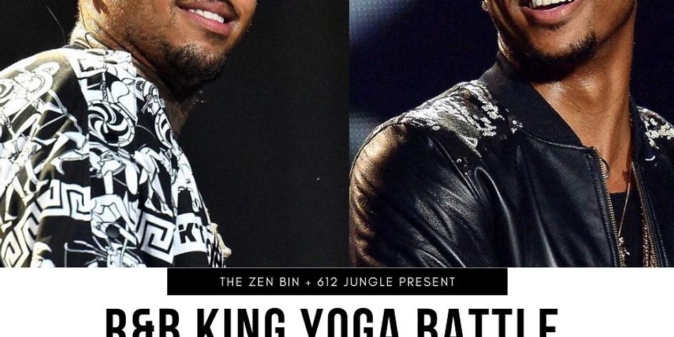 R&B King [ Breezy VS Trigga ]