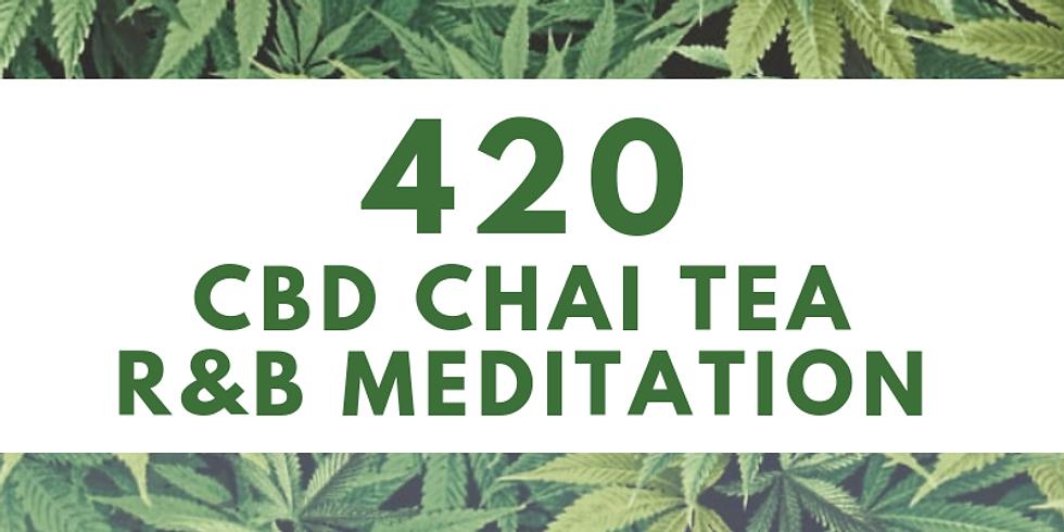 4/20 CBD CHAI TEA
