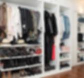 מייקאובר לארון הבגדים כולל