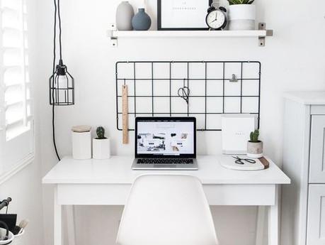 טיפים לסידור ועיצוב פינת העבודה שלכם