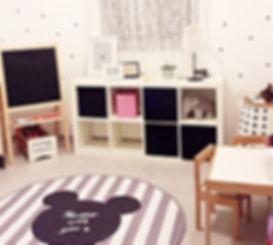 סידור והום סטיילינג חדר ילדים