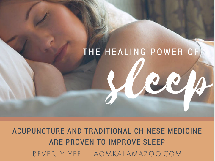 ACUPUNCTURE SLEEP BETTER