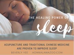 ACUPUNCTURE SLEEP BETTER