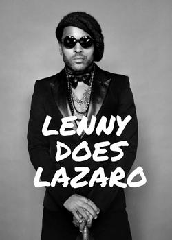 LENNY DOES LAZARO